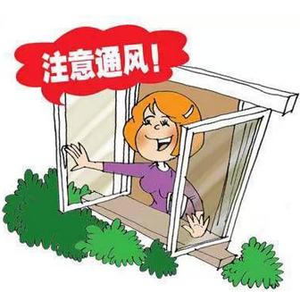 室内多通风,预防鼻息肉