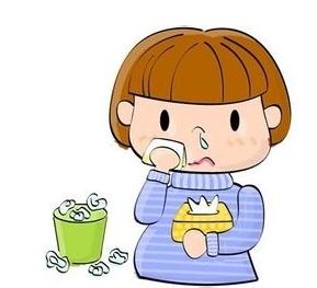 鼻息肉的症状:流鼻涕