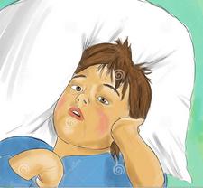 中耳炎症状
