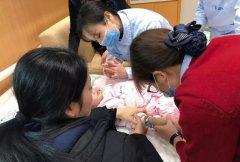 罕见!22个月宝宝竟患甲状舌管肿瘤