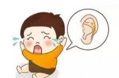 成都仁品医生介绍孩子易患中耳炎的原因